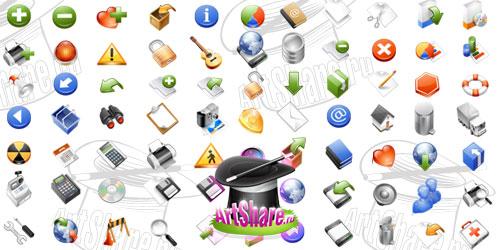 лучшие иконки в векторе: artshare.ru/best-vector-icons
